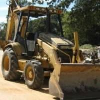 Cat 426c 1999 model 4x4 in good work condition